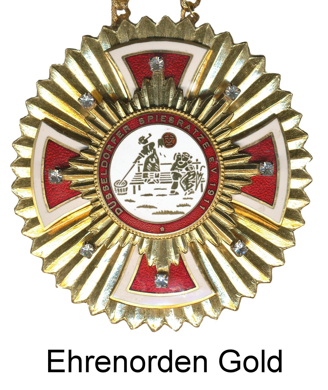 Ehrenorden Gold