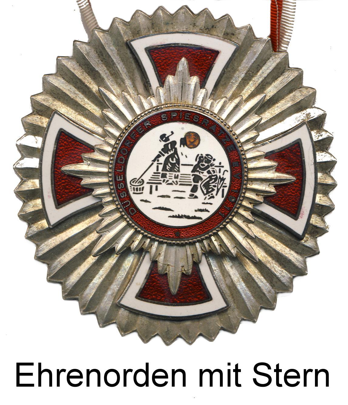 Ehrenorden mit Stern