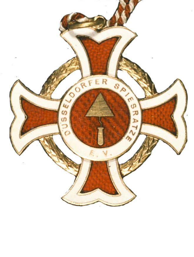 Rundes rotes Kreuz