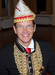 CC-Präsident Josef Hinkel
