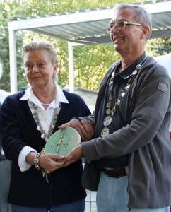 Rückblick: Im Jahr 2009 sicherten sich Barbara Lobera und Reinhard Arndt die Königswürde.