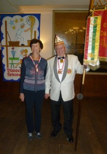 Maria und Reinhard Nieswand