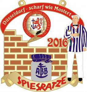 Spiesratze-Orden 2016