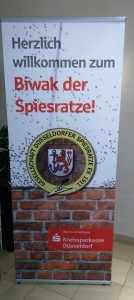 Schild Biwak