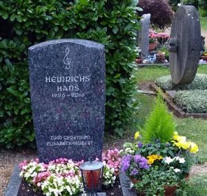 Grab Hans Heinrichs
