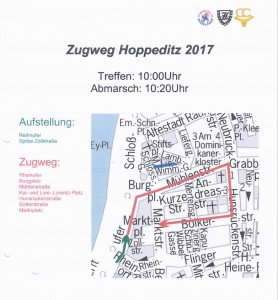 Hoppeditz-Umzug 2017