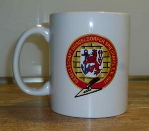 Spiesratze-Kaffee-Pott