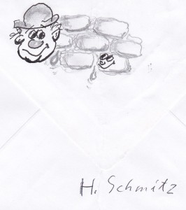 Grafik Hermann Schmitz