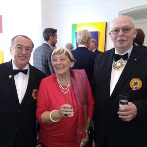 Weiter-Medaille 2018, Wilhelm, Ruth, Heinz