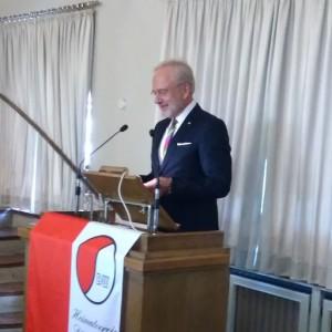 Weiter-Medaillen 2018, Heinz-Richard Heinemann