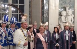 Benrather Schlossgrafenpaar 2019