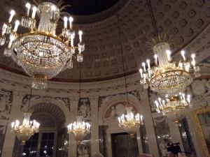 Kuppelsaal Schloss Benrath